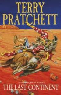 The Last Continent: A Discworld Novel by Terry Pratchett - Paperback - 1999-08-03 - from Books Express (SKU: 0552146145n)