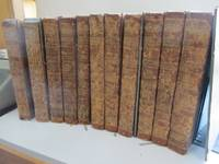 image of The works of Samuel Johnson, LL.D. A new edition in twelve volumes with an  essay on his life and genius by Arthur Murphy, Esq. Volumes I - III and V  - XII (1 - 3 and 5 -12) 11 books