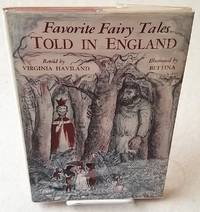 image of FAVORITE FAIRY TALES TOLD IN ENGLAND.