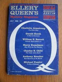 Ellery Queen's Mystery Magazine July 1962