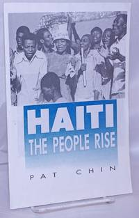 image of Haiti; the people rise
