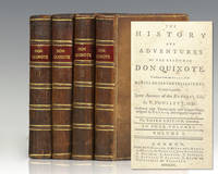 The History and Adventures of the Renowned Don Quixote. Translated from the Spanish of Miguel de Cervantes Saavedra. To which is prefixed, Some Account of the Author's Life. By T. Smollett, M.D.