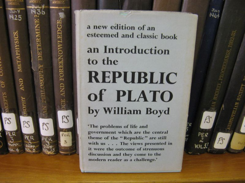 """an analysis of the book x of the republic by plato Surprisingly, in book x socrates turns back to the critique of  of forms,"""" a more  elaborate analysis of the nature of the soul, and a."""