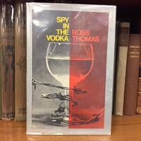SPY IN THE VODKA SIGNED TWICE