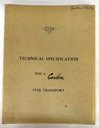 Technical Specification DHC-4 Caribou