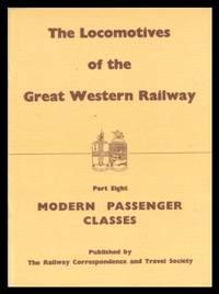Locomotives of the Great Western Railway: Pt. 8