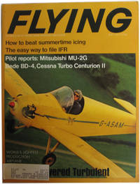 Flying Magazine. July, 1971. Vol. 89, No. 1