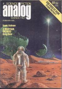 """ANALOG Science Fiction/ Science Fact: February, Feb. 1976 (""""Children of Dune"""")"""