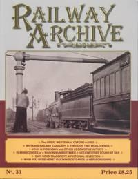 Railway Archive No. 31