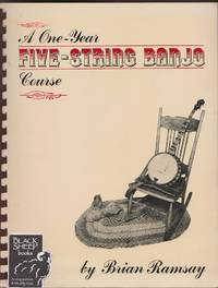 One-Year Five-String Banjo Course