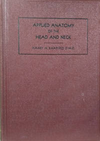 Applied Anatomy of the Head and Neck for Students and Practitioners of  Dentistry