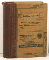 R.L. Polk & Co's Salt Lake City Directory 1928 Vol. XXXVII