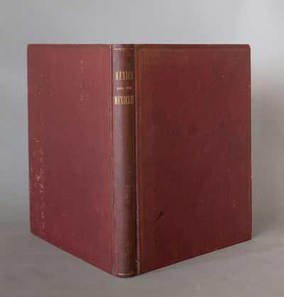 London: Trubner & Co., 1859. 11 x 8 1/2 inches, vi, , 202 pages, contemporary pebbled maroon binder'...