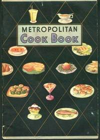 image of METROPOLITAN LIFE COOK BOOK.