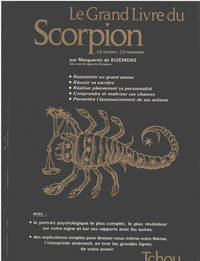 image of Le grand livre du scorpion