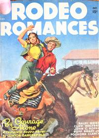 Maverick Champions: Short Story in Rodeo Romances Volume 9 Number 2, October 1947