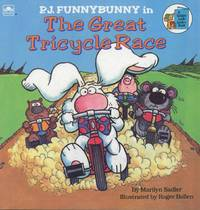 P.J Funnybunny in The Great Tricycle Race