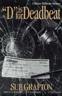 D Is for Deadbeat by Sue Grafton - Hardcover - 1987 - from ThriftBooks and Biblio.com