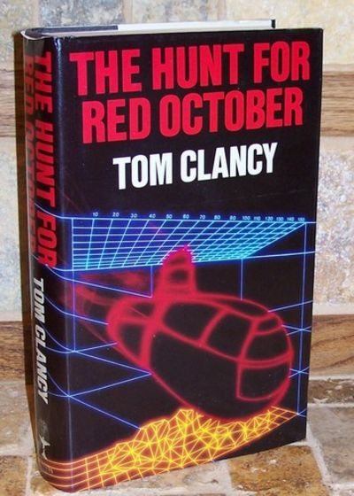 """the hunt for red october by tom clancy essay Clancy, tom the hunt for red october annapolis: naval institute press, (1984) octavo, original red cloth, original dust jacket housed in a custom half morocco clamshell box scarce first edition of clancy's """"breathlessly exciting"""" first novel (washington post), signed by him on the half."""