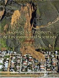 image of Geology for Engineers and Environmental Scientists