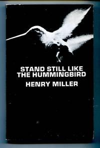 image of Stand Still Like the Hummingbird