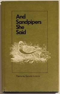 AND SANDPIPERS SHE SAID
