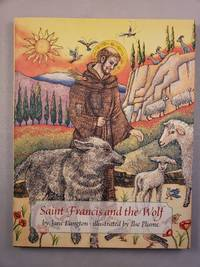 image of Saint Francis and the Wolf