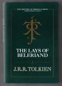 image of The Lays Of Beleriand