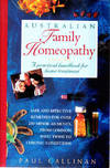 image of Australian Family Homeopathy: A Practical Handbook For Home Treatment