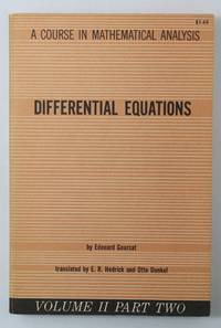 Differential Equations Volume 2