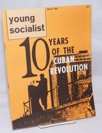 Young socialist, vol. 12, no. 4 (March 1969)