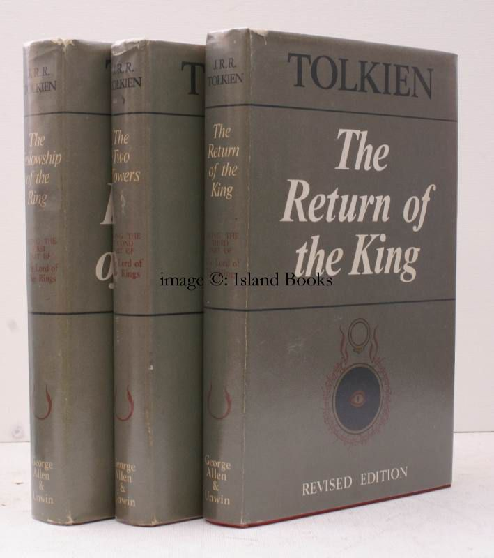 The Lord of the Rings. Revised Edition. [Complete set