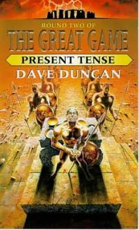Present Tense (Great Game Trilogy)