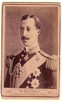 image of Fine unsigned carte de visite photo (Christian Edward, Duke of Clarence, 1864-1892, Eldest Son of Edward VII)]