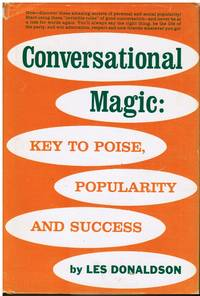 image of Conversational Magic: Key to Poise, Popularity, and Success
