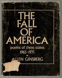 image of The Fall of America. Poems of these States, 1965-1971