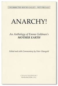 Anarchy! An Anthology of Emma Goldman's Mother Earth