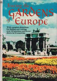 TOURING THE GARDENS OF EUROPE