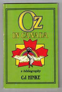 Oz in Canada: A Bibliography