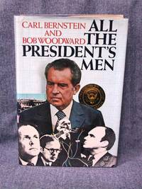 an analysis of all the presidents men a book by carl bernstein and bob woodward All the presidents men facts, robert redford  washington post reporters bob  woodward and carl bernstein were still  they replicated out-of-date dc phone  books and bought desks from the same supplier the post used.