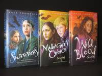 Switchers: (Complete Series in 3 Volumes): 1. Switchers; 2. Midnights Choice; 3. Wild Blood [SIGNED]