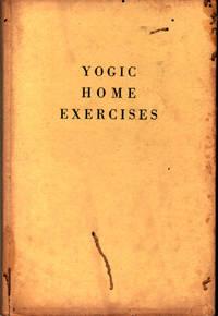 Yogic Home Exercises