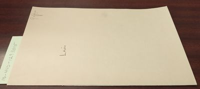Softcover. 8vo, paged -750; VG; peach cover with pencil notation in upper right corner, author name ...