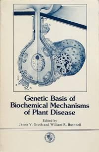 Genetic basis of biochemical mechanisms of plant disease