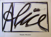 Alice (with several related promotional inserts and an Original Drawing)