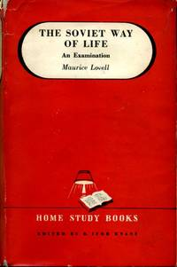 image of The Soviet Way of Life : An Examination
