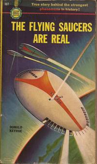 image of The Flying Saucers are Real