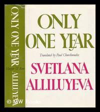 Only One Year by  Svetlana Alliluyeva - 1stEdition - 1969 - from MW Books Ltd. (SKU: 14718)