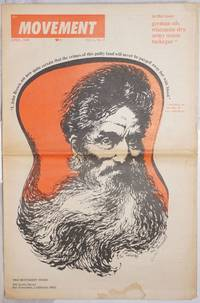 image of The Movement: Vol.5, No.3, April 1969 April 1969