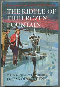 The Riddle of the Frozen Fountain (The Dana Girls Mystery Stories, 26)